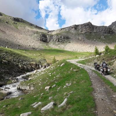 Au cœur des Alpes